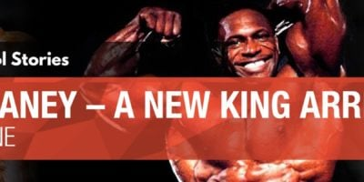 Lee Haney – A New King Arrives – Part One