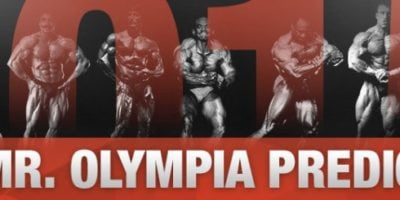 2015 Mr. Olympia Predictions