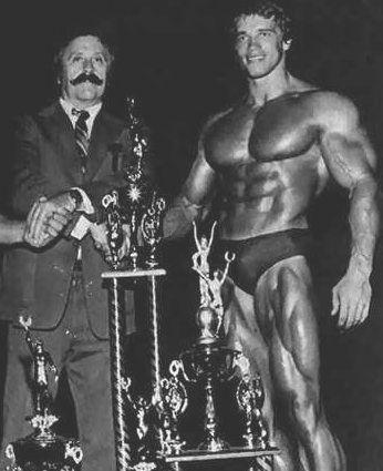 Lee Haney, A New King Arrives, Part 1 - Old School Labs