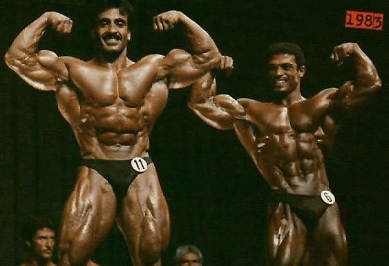 Samir Bannout and Mohammed Makkawy