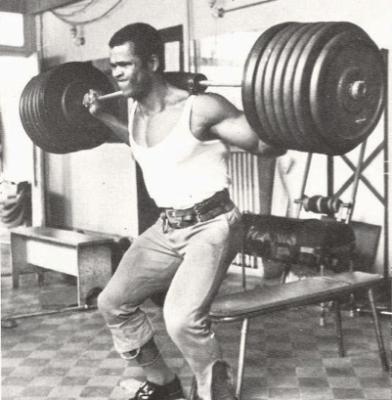 Serge Nubret