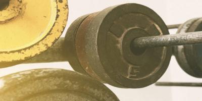 Old School Muscle Building: Workout Regimen