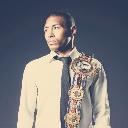 "International Champion Boxer Ashley ""Treasure"" Theophane Signs On As Brand Ambassador"