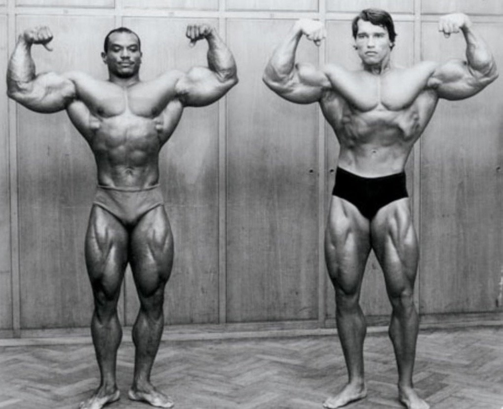 Sergio Oliva - The Myth (Part Two) | Old School Labs