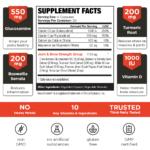 Vintage Bend Supplement Info