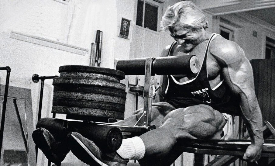 Tom Platz Now: What the Golden Eagle looks like today | Old School Labs