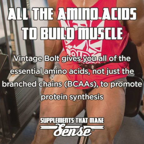 All the Amino Acids to Build Muscle