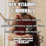 Key Vitamins and Minerals