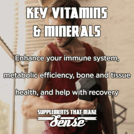 Key Vitamins and Minerals