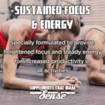 Sustained Focus and Energy