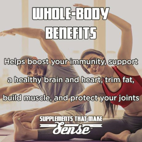 Vintage Balance Whole-Body Benefits