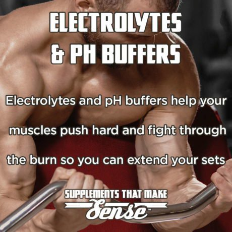Electrolytes and pH Buffers