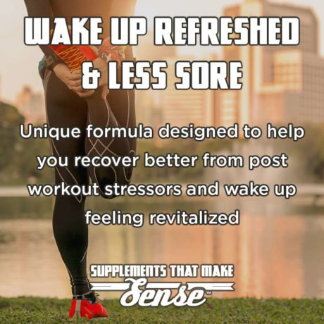 Wake Up Refreshed and Less Sore