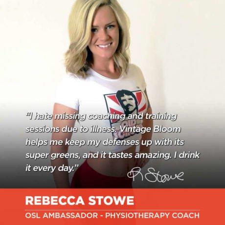 Rebecca Stowe