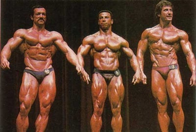 Greatest Contests of the Golden Era - Mr  Olympia 1972 | Old
