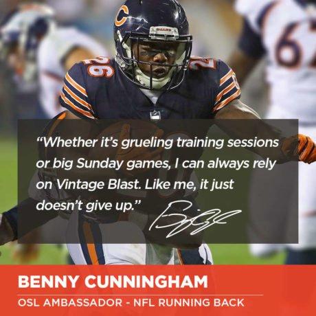 Benny Cunningham