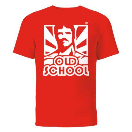 TEAM OSL Premium Sports T-Shirt (red)