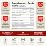 Vintage Burn Supplement Info