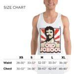 Classic OSL Tank Top Size Chart