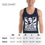 Size Chart - Tank Top Navy