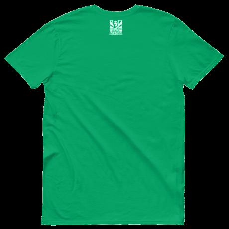 Tom Platz Olympia 2018 T-Shirt (back)