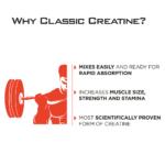 Classic Creatine Benefits