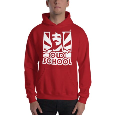 Classic OSL Hoodie (red)