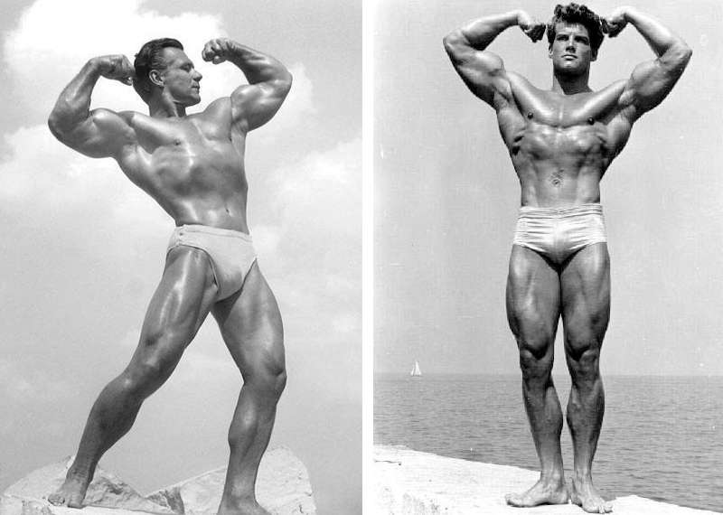 Full Body Workouts - Old School Labs of California