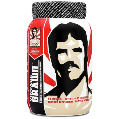 3a9a7ceb07 Vintage Brawn - Muscle-Building Protein Powder