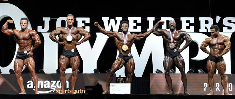Classic Physique Olympia 2017