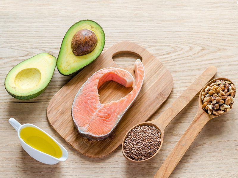 Sources of good fats