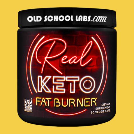 Real Keto Fat Burner