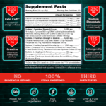 Real Keto Pre-Workout Supplement Info