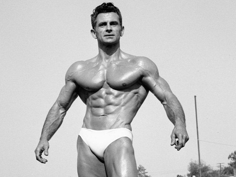 Bodybuilder Vince Gironda