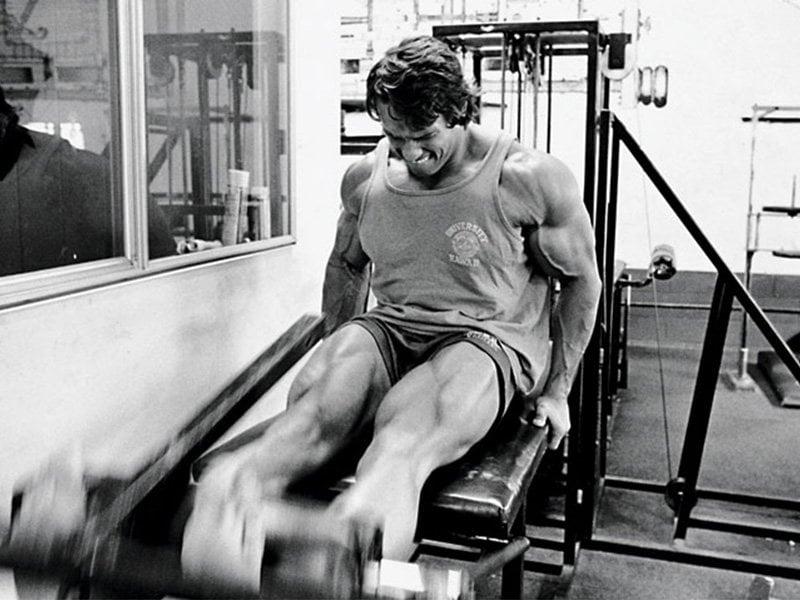 Arnold leg press