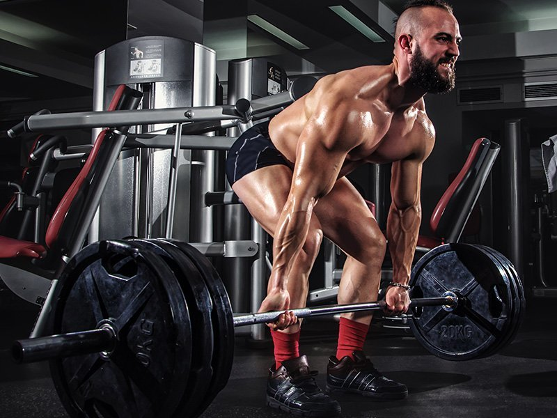 How to Deadlift : Proper Form, Types, & Benefits - Old