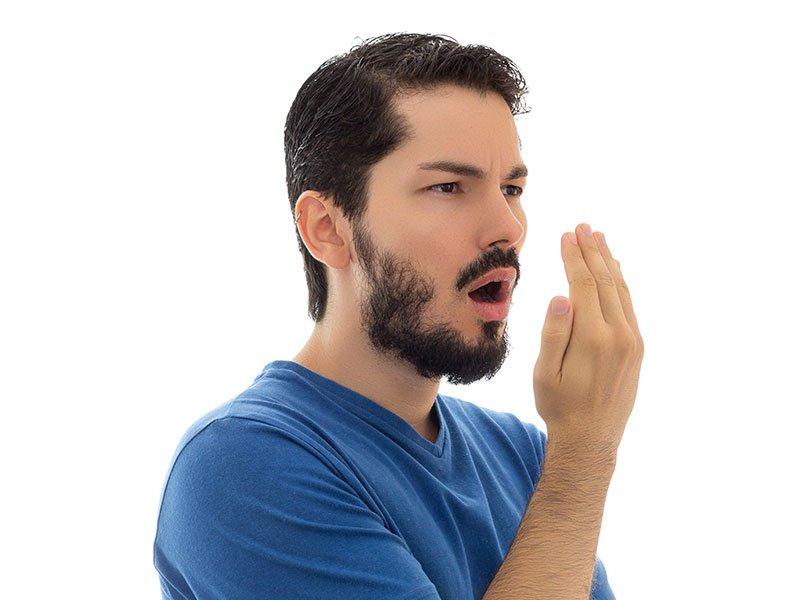 Bad breath on keto