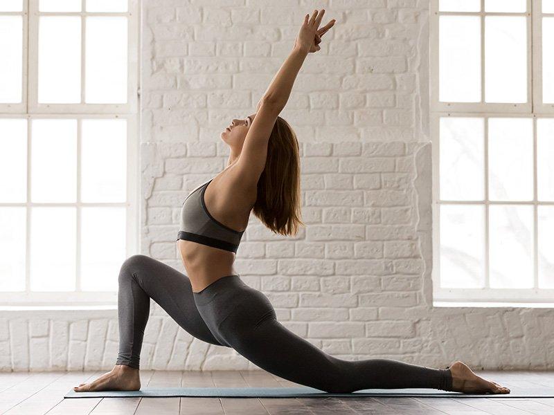 kneeling hip flexor stretch