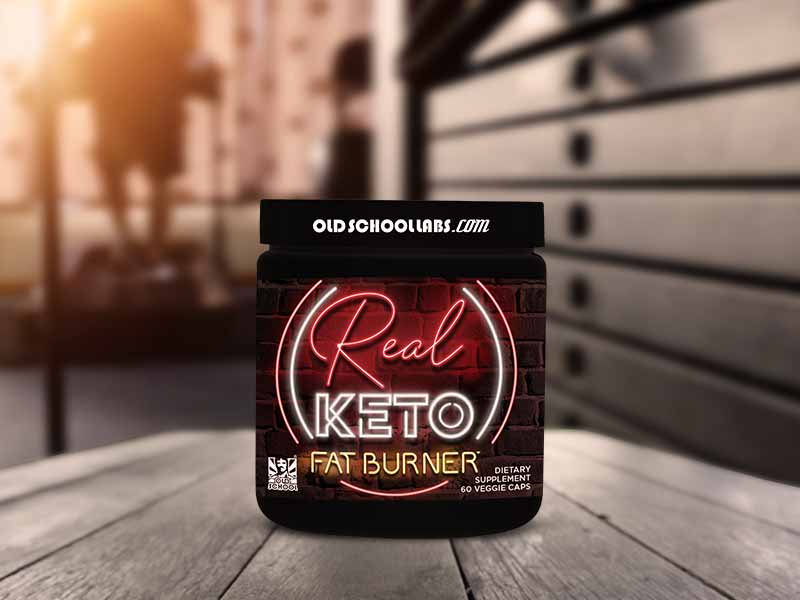 real keto fat burner