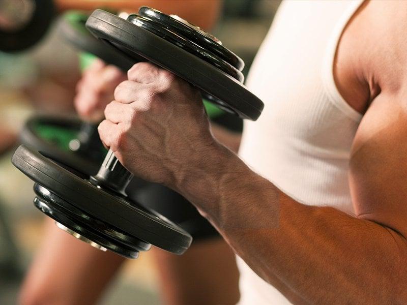 Barbells vs  Dumbbells: What's Better for Mass & Strength
