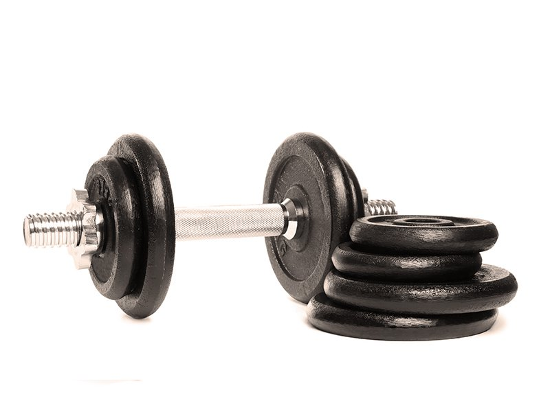 Barbells vs  Dumbbells: What's Better for Mass & Strength