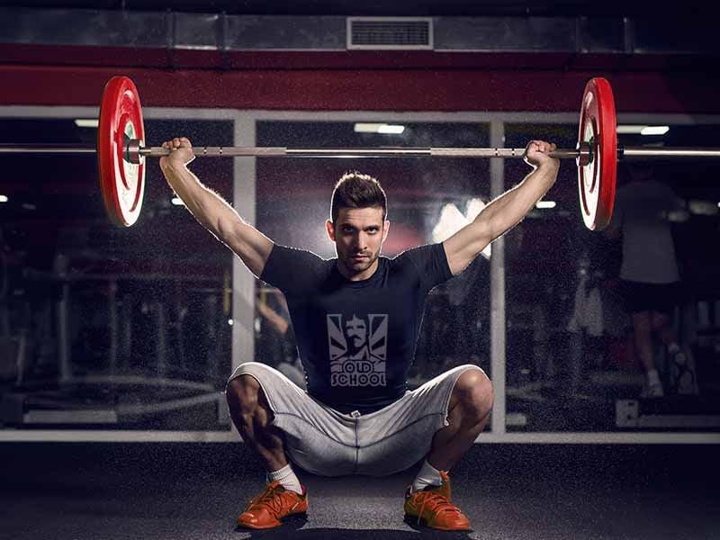 kenkäkauppa uusi ulkonäkö tukkukaupassa Powerlifting vs. Weightlifting: Which is the Best? - Old ...