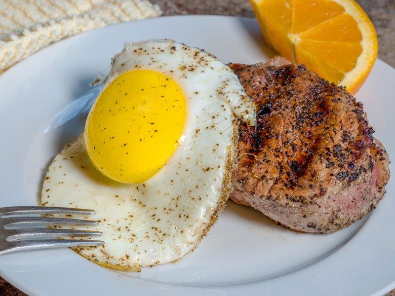 eggs & chicken