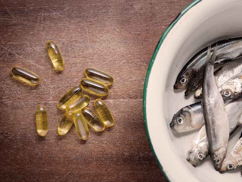 Sardine fish oil