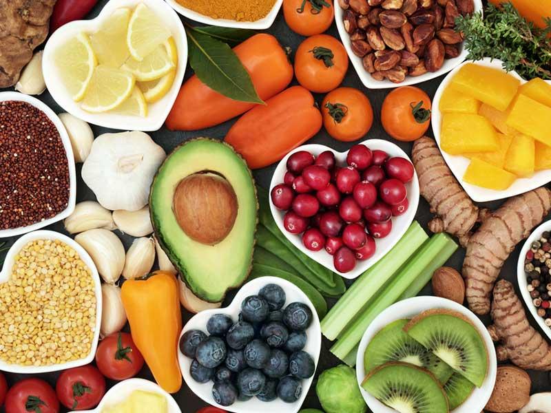 grains & vegetables