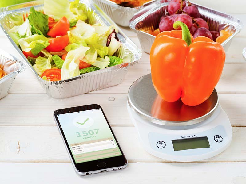 Calorie tracking IIFYM