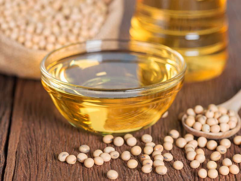 soybean oil is a good source of omega 3