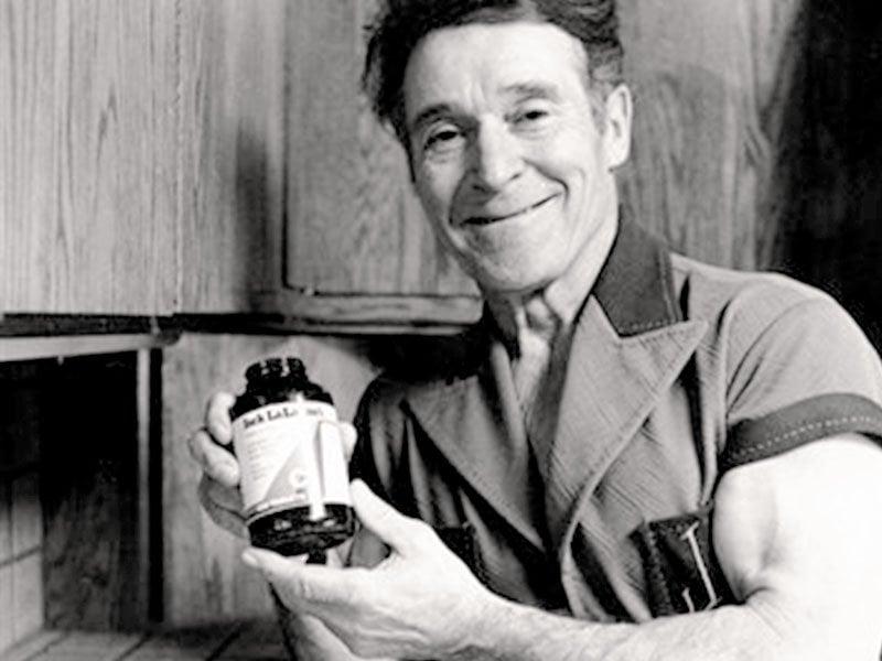 Jack Lalanne's vitamins