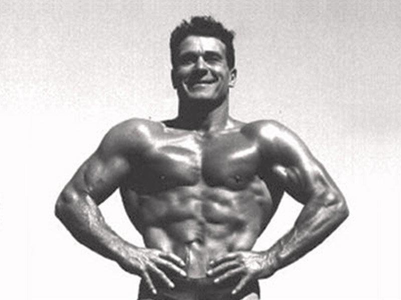 Jack Lalanne physique