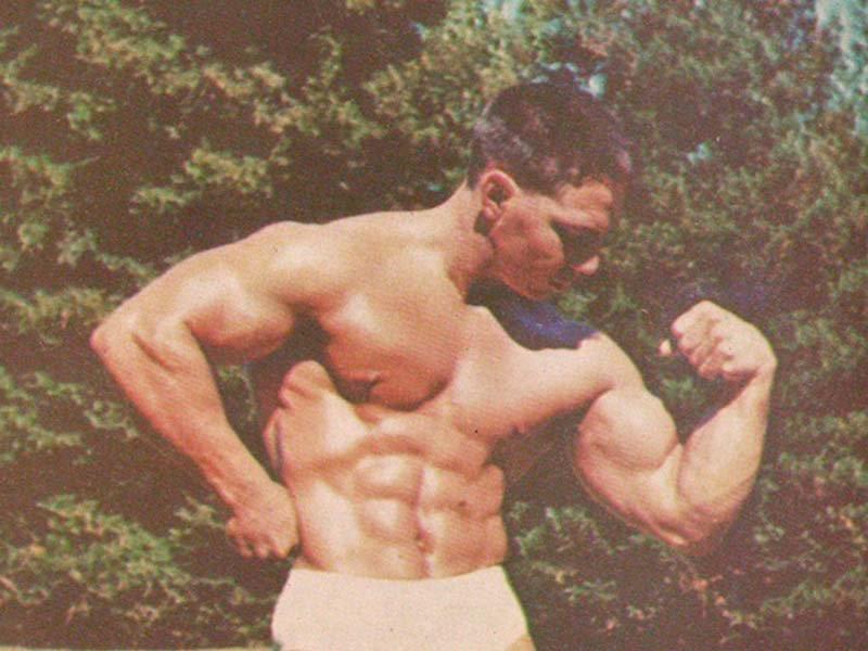 Bill Pearl - bodybuilder
